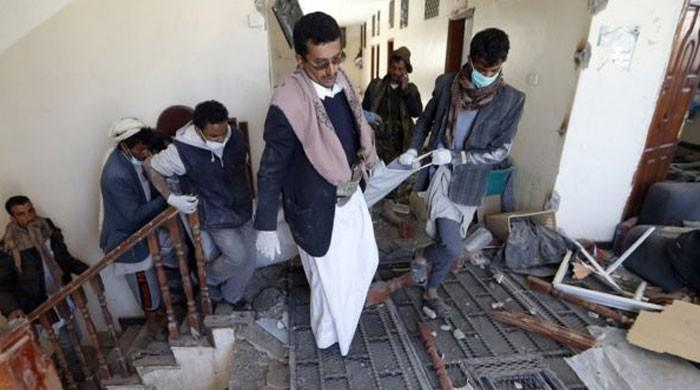 یمن: سعودی اتحادی افواج کے حملے میں 30 افراد ہلاک