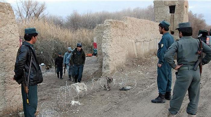افغانستان میں طالبان کا سیکیورٹی فورسز پر حملہ، 14 اہلکار ہلاک