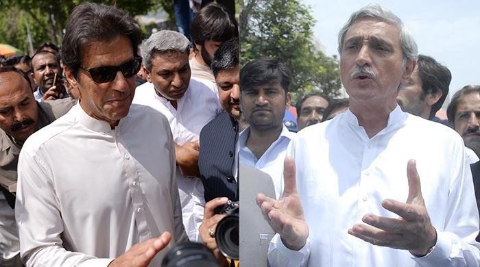 عمران خان اہل اور جہانگیر ترین تاحیات نااہل قرار، سپریم کورٹ کا فیصلہ