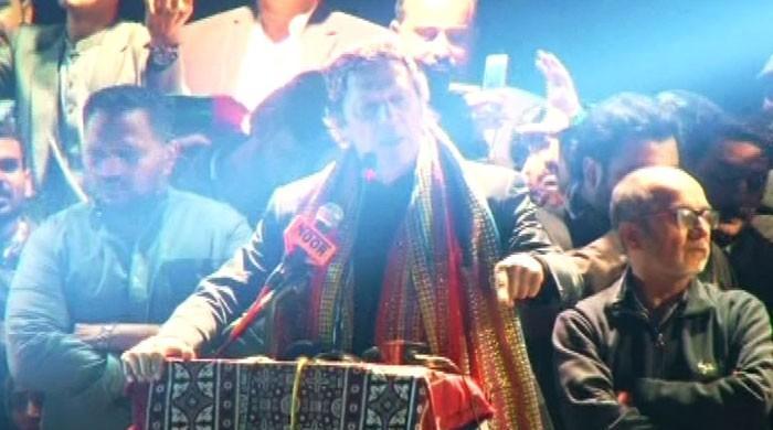 نیب نے حدیبیہ پیپر ملز کیس میں شریف خاندان کو بچایا، عمران خان
