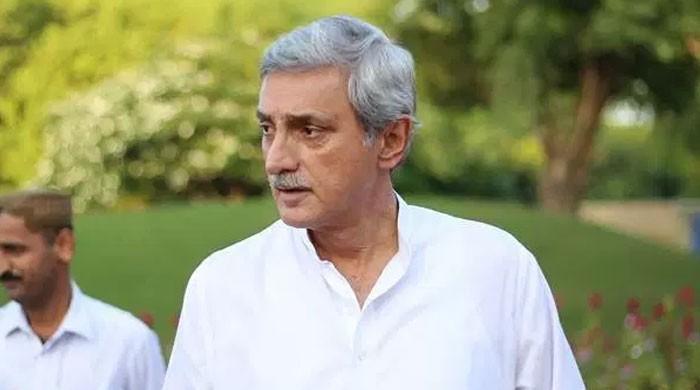 جہانگیر ترین کا پی ٹی آئی کے سیکریٹری جنرل کے عہدے سے مستعفی ہونیکا فیصلہ