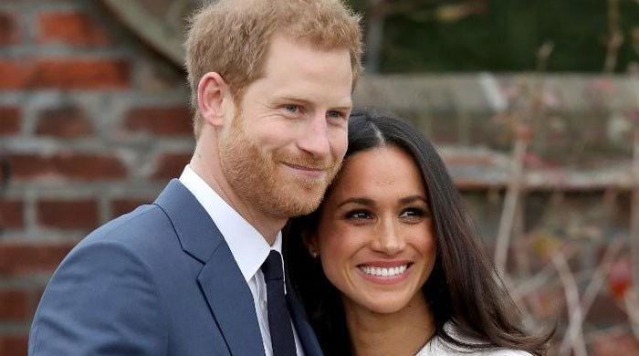 برطانوی شہزادہ ہیری اور میگھن مارکلے کی شادی کی تاریخ کا اعلان