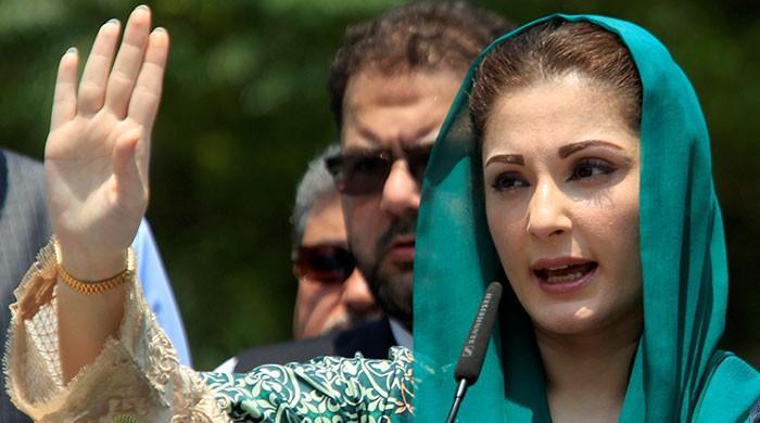 ملک کو معاشی بحران سے نکالنے والے وزیر خزانہ کے وارنٹ جاری ہوئے، مریم نواز