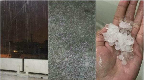 کراچی میں بارش اور ژالہ باری سے موسم مزید سرد ہوگیا