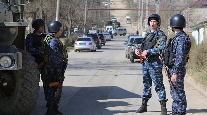 سی آئی اے کی اطلاع پر روس میں دہشتگردی کا منصوبہ ناکام