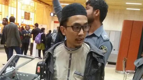 کراچی سے بنکاک جانے والے غیر ملکی مسافر کے سامان سے اسلحہ برآمد