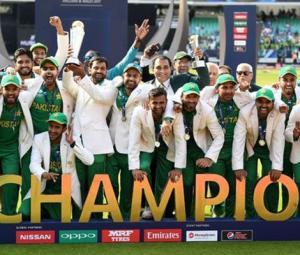 2017: جب پاکستان چیمپئنز کا چیمپئن بنا