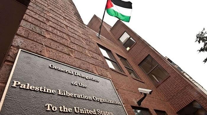 ٹرمپ کا متنازع فیصلہ: امریکا میں متعین فلسطینی سفیر کو وطن واپس بلالیا گیا