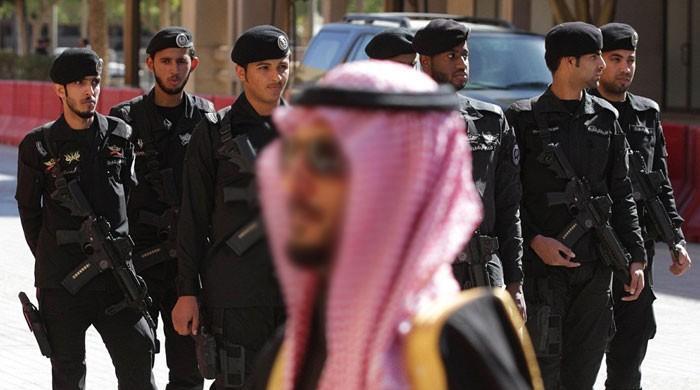 سعودی عرب: شاہی محل میں دھرنا دینے والے 11 شہزادے گرفتار