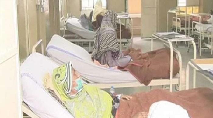 ملتان: موسمی انفلوئنزا سے ہلاکتوں کی تعداد 21 ہوگئی