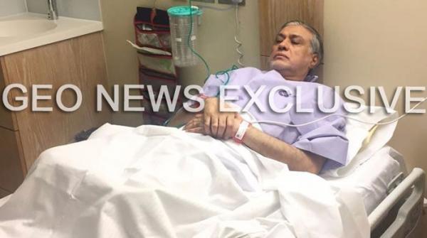 اسحاق ڈار کمر درد کے علاج کے لیے لندن کے اسپتال منتقل