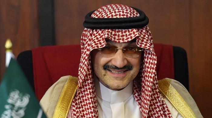 کرپشن الزام میں گرفتار سعودی شہزادہ ولید فائیو اسٹار ہوٹل سے جیل منتقل