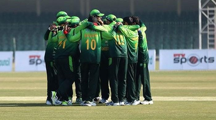پاکستان نے بلائنڈ کرکٹ میں نئی تاریخ رقم کردی