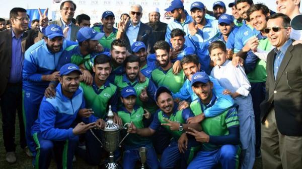 یونائیٹڈ بینک نے قومی ڈپارٹمنٹل ون ڈے کرکٹ کپ کا ٹائٹل جیت لیا