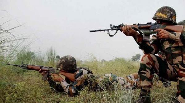 ایل او سی پر بھارتی فورسز کی فائرنگ سے پاک فوج کے 4 جوان شہید