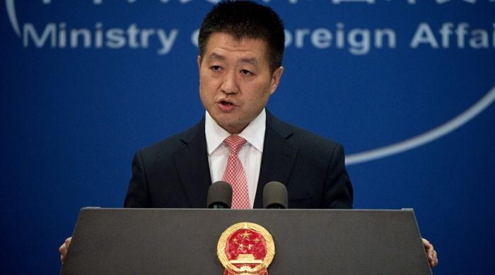 بھارت امن کو سبوتاژ کرنے والے اقدامات سے باز رہے، چین