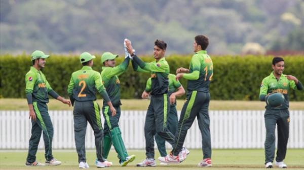 انڈر 19 کرکٹ ورلڈ کپ: پاکستان نے آئرلینڈ کو 9 وکٹوں سے ہرا دیا