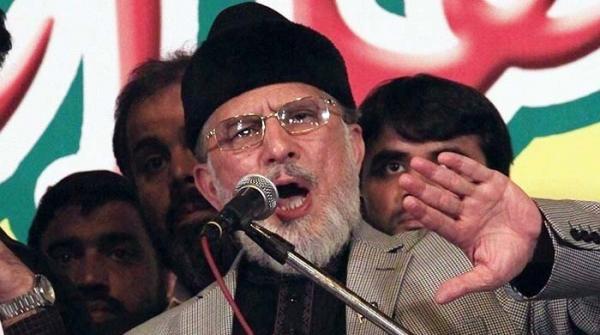 عمران خان، آصف زرداری اور میں ایک کنٹینر سے خطاب کرینگے، طاہرالقادری