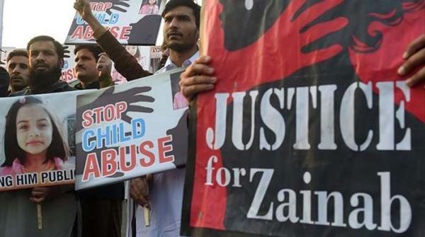 زینب قتل کیس: لاہور سے مشتبہ شخص گرفتار، پولیس