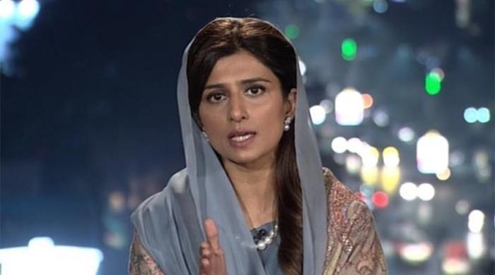 امریکا خطے میں افراتفری پھیلانے کیلئے افغانستان میں  ہے: حناربانی