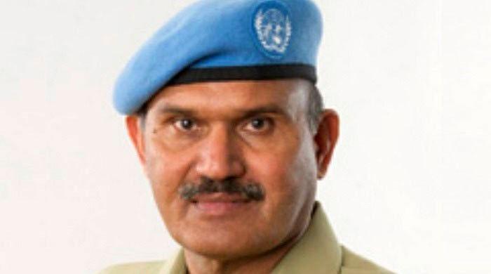 لیفٹیننٹ جنرل (ر) مقصود احمد پنجاب پبلک سروس کمیشن کے چیئرمین مقرر