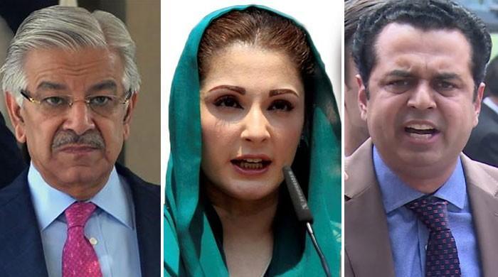 'استعفے مانگنے والوں کو استعفے دینے پڑ گئے'، متحدہ اپوزیشن پر لیگی رہنماؤں کی تنقید