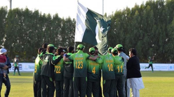 بلائند کرکٹ ورلڈ کپ: پاکستان نے فائنل کیلیے کوالیفائی کرلیا