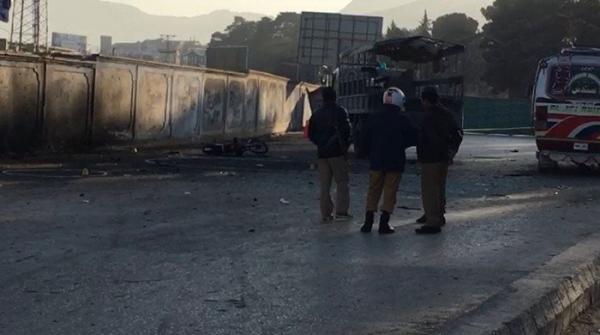 کوئٹہ میں فائرنگ، بلوچستان کانسٹیبلری کے 2 اہلکار جاں بحق