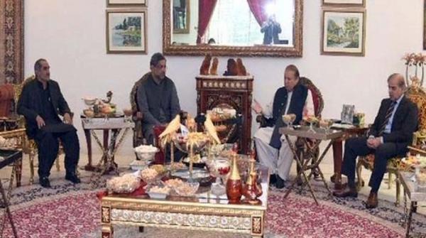 بلوچستان کو راتوں رات محلاتی سازشوں کی نذر کردیا گیا، (ن) لیگ