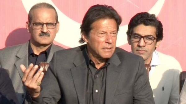 پارلیمنٹ کے لیے 'لعنت' کا لفظ بہت ہلکا ہے، عمران خان