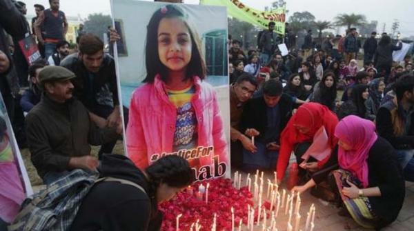 زینب قتل: سی سی ٹی وی ویڈیو دھندلی ہونے سے مثبت نتائج نہیں نکلے، ڈی پی او