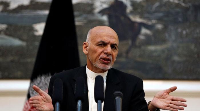 افغان صدر اشرف غنی کی 'پیغامِ پاکستان' فتوے پر تنقید