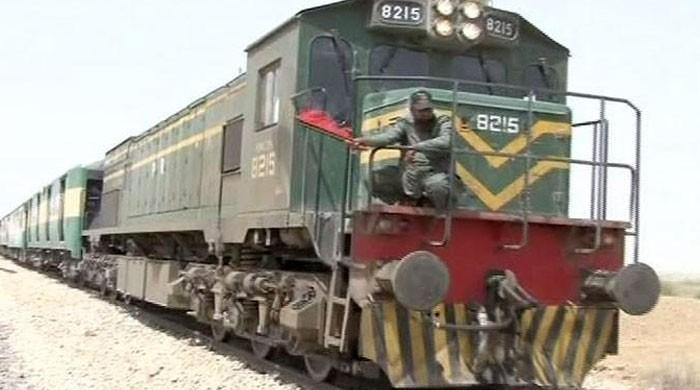 پاکستان اور ایران کا15 روزہ مسافر ٹرین سروس بحال کرنے کا فیصلہ
