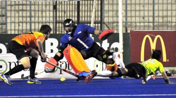 ہاکی: ورلڈ الیون نے پاکستان کو 1-5 سے ہرا دیا