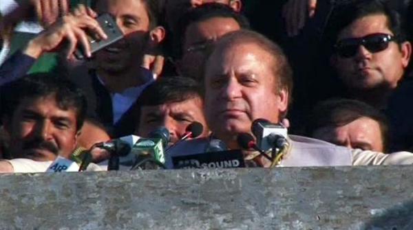 ہری پور: تین دن پہلے نیا پاکستان بنانے والوں کی اوقات دیکھ لی، نوازشریف