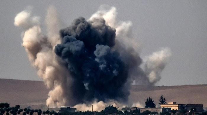 ترکی نے شام میں کرد ملیشیا کے خلاف آپریشن شروع کردیا