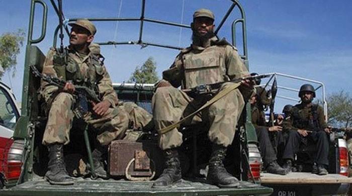 ڈیرہ غازی خان: پنجاب رینجرز کی کارروائی، 2 دہشت گرد ہلاک