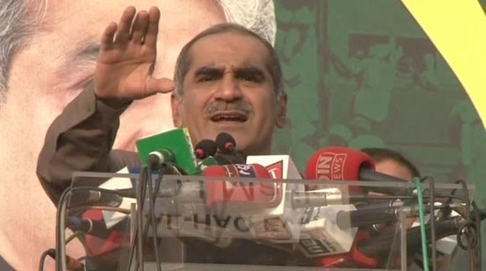 پاکستان مکمل طور پر آزاد ملک نہیں ہے، سعد رفیق