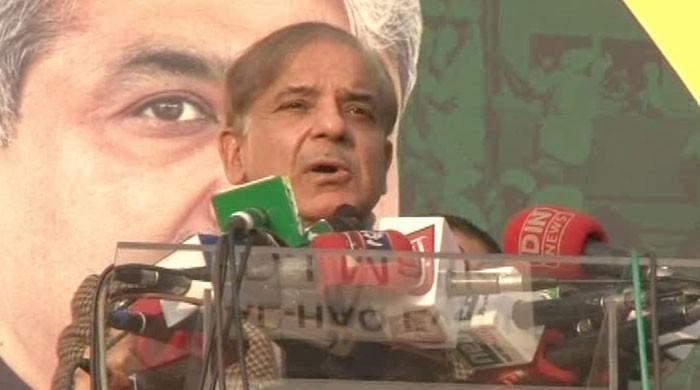 عوام نے منتخب کیا تو کراچی، پشاور کو لاہور بنا دیں گے، شہباز شریف
