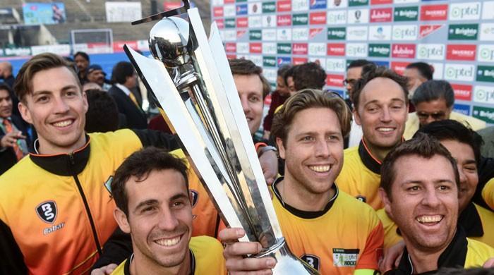 ہاکی: ورلڈ الیون اور پاکستان کے درمیان دوسرا میچ 3-3 گول سے برابر