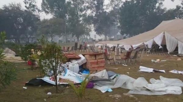 پنجاب یونیورسٹی  میں 2 طلبہ گروپوں میں تصادم