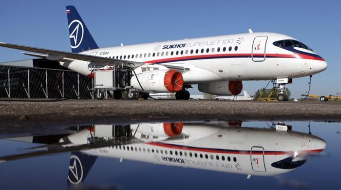 روس کی پاکستان کو جدید مسافر طیارے فروخت کرنے کی پیشکش