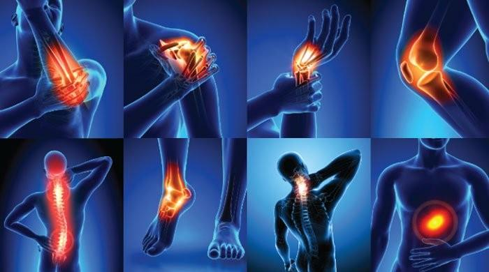 جسم کے بعض حصوں میں مسلسل درد کو نظر انداز نہ کریں
