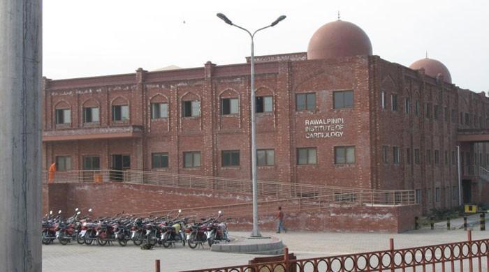 راولپنڈی انسٹیٹیوٹ آف کارڈیالوجی کا میٹرا کلپ تکنیک کا کامیاب تجربہ