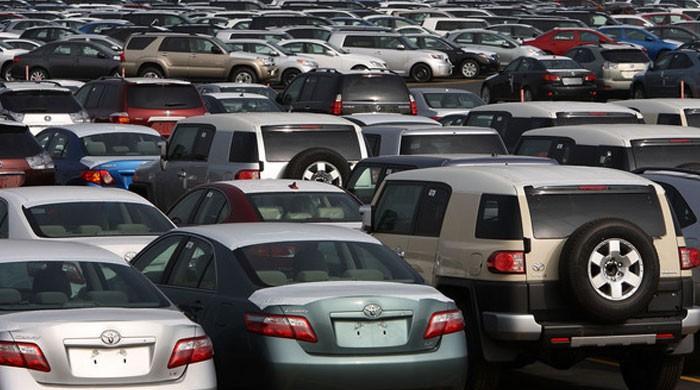 ملک میں جنوری کے دوران کاروں کی فروخت میں 13 فیصد اضافہ