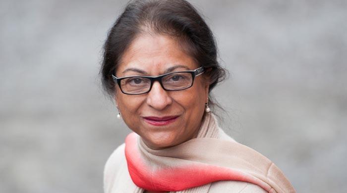 عاصمہ جہانگیر کے مخالفین کو جواب