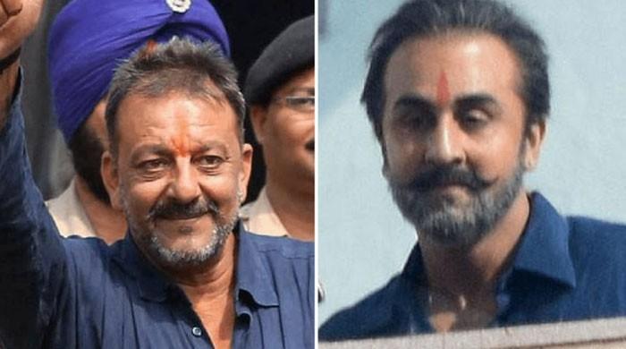 سنجے دت کی زندگی پر بننے والی فلم کا نام مسئلہ بن گیا