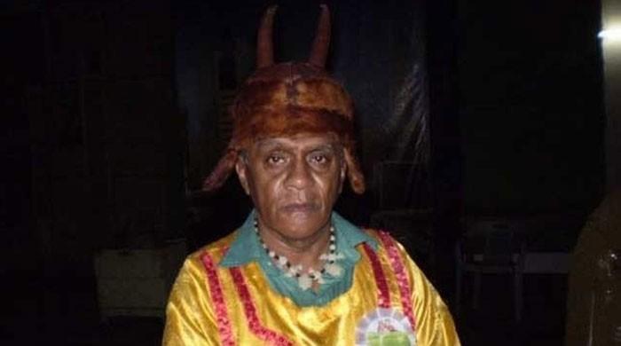 بچوں کے معروف ڈرامہ سیریل عینک والا جن کا 'زکوٹا' انتقال کر گیا