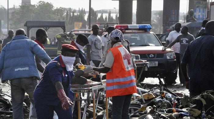 نائیجیریا میں تین خودکش حملے، 22 افراد ہلاک