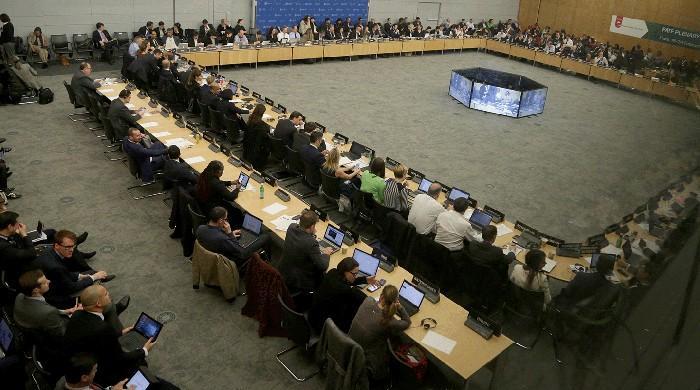 فنانشل ایکشن ٹاسک فورس اجلاس میں شرکت کیلئے پاکستانی وفد پیرس پہنچ گیا